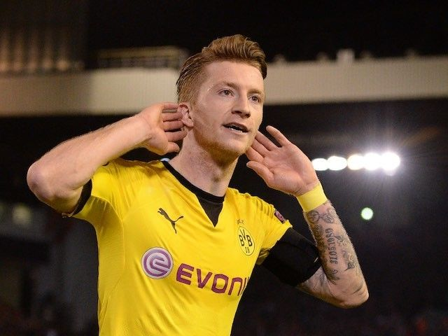 Marco Reus passes driving test two years after invalid licence fine