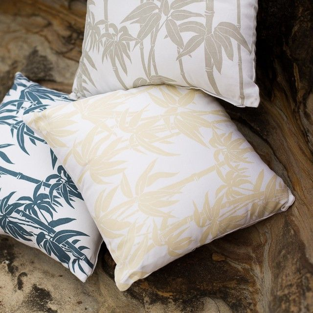 One of the great things about these Bamboo Cushions is the variety of styles they suit. They are incredibly versatile and a perfect Christmas present. #florencebroadhurst #décor #designer #cushion #bedroom #bamboo