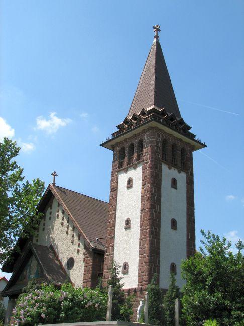 Szent Imre Római Katolikus Templom - Látnivalók