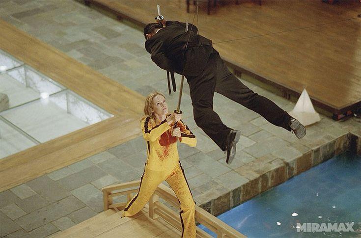 """""""Kill Bill"""" Behind the scenes"""