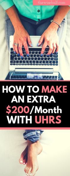How I made an extra $200/month EASILY with UHRS. You can too. UHRS review.