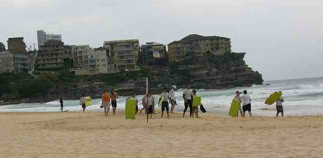 Things To Do in Sydney – Manly Surf School. Hg2Sydney.com.