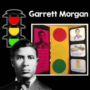 Black History crafts (Garret Morgan; Mae Jemison; Ruby Bri