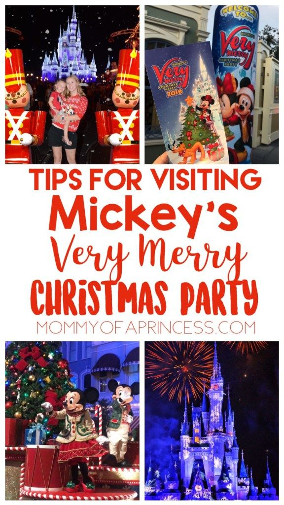 Tips for Mickey\u0027s Very Merry Christmas Party #VeryMerry Christmas