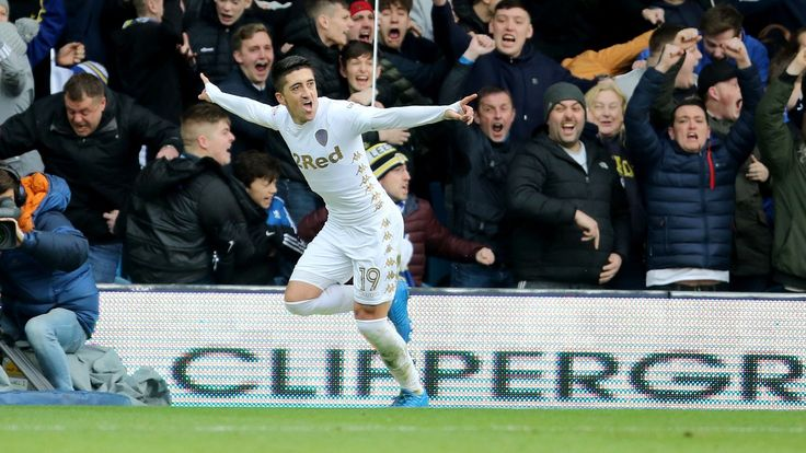 Leeds United 2-1 Middlesbrough: Leeds now 7th
