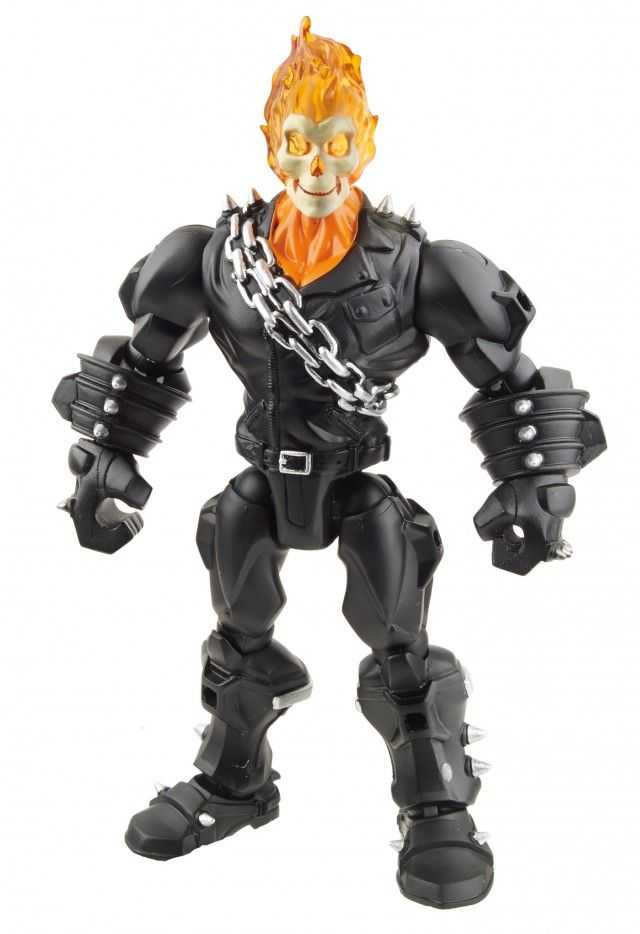 2014 Toy Fair Marvel Mashers Motoqueiro Fantasma