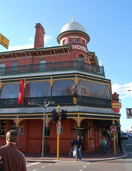 Heritage Perth -- Brass Monkey Hotel