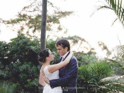 """Laura y Sebastián: """"Todo hecho en casa con mucho amor"""""""