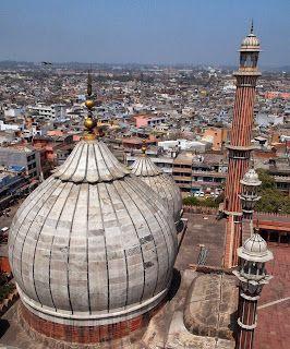 Delhi, Old And New http://jouljet.blogspot.com/2013/10/delhi-old-and-new.html