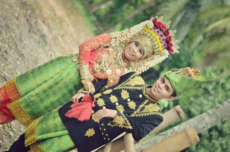 "wedding couple Aceh ""me and my husband"""