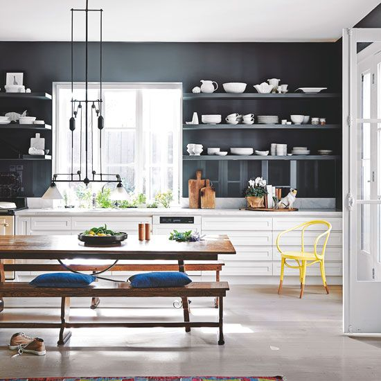 Best 25+ Navy Blue Kitchens Ideas On Pinterest
