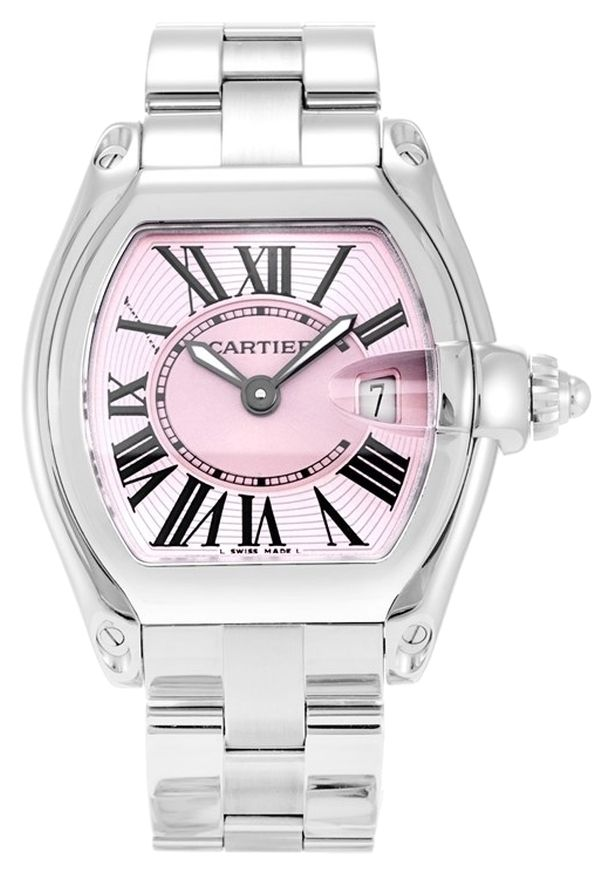 CARTIER ROADSTER W62017V3 LADIES WATCH. Get the lowest price on CARTIER ROADSTER W62017V3 LADIES WATCH and other fabulous designer clothing and accessories! Shop Tradesy now