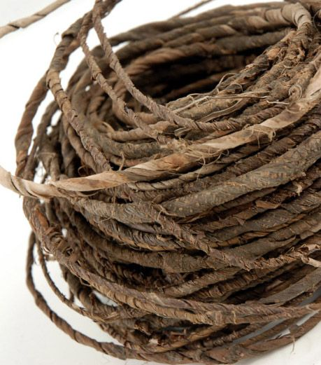 Natural Bark Covered Wire 70 feet....save on crafts #fall #decorating