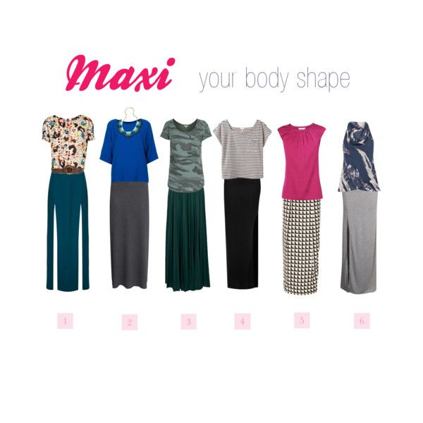 How to Wear a Maxi Skirt for Your Body Shape