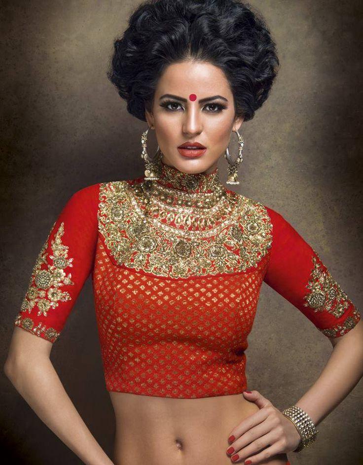 blouse - sabhyasachi