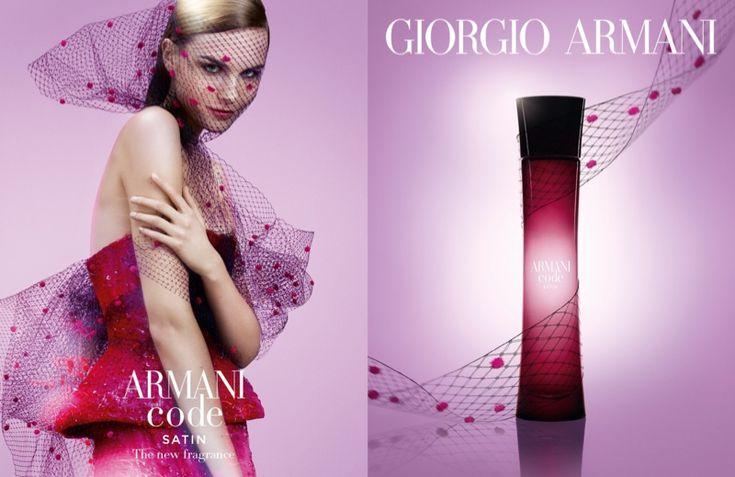 Armani Code Satin Giorgio Armani /2015 / floral oriental gourmand
