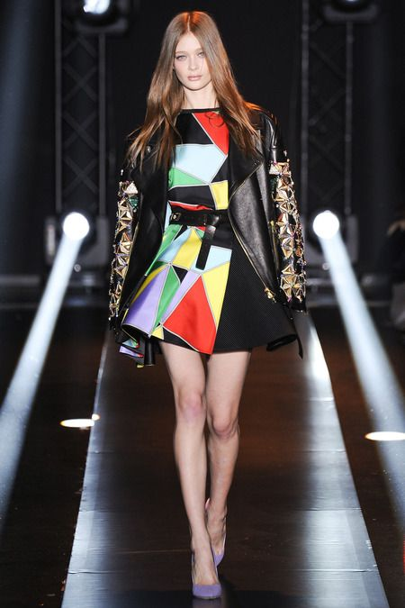 Sleeves. (jacket) Fausto Puglisi. Fall 2014