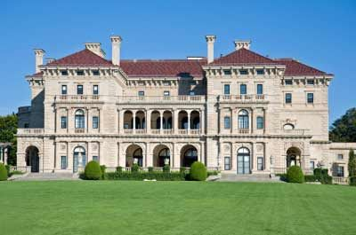 "#9 - Visit ""The Breakers"", Vanderbilt mansion in Newport, RI.  http://www.newportmansions.org/"