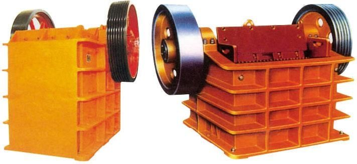 The Jaw crusher is used for Primary crushers and Secondary crushers for crushing all kinds of minerals and rocks with compressive strength less than 320 mpa. There are two types of Jaw crusher:coarse jaw crusher and fine jaw crusher. more to visit http://www.sanmechina.com/product-jaw.html