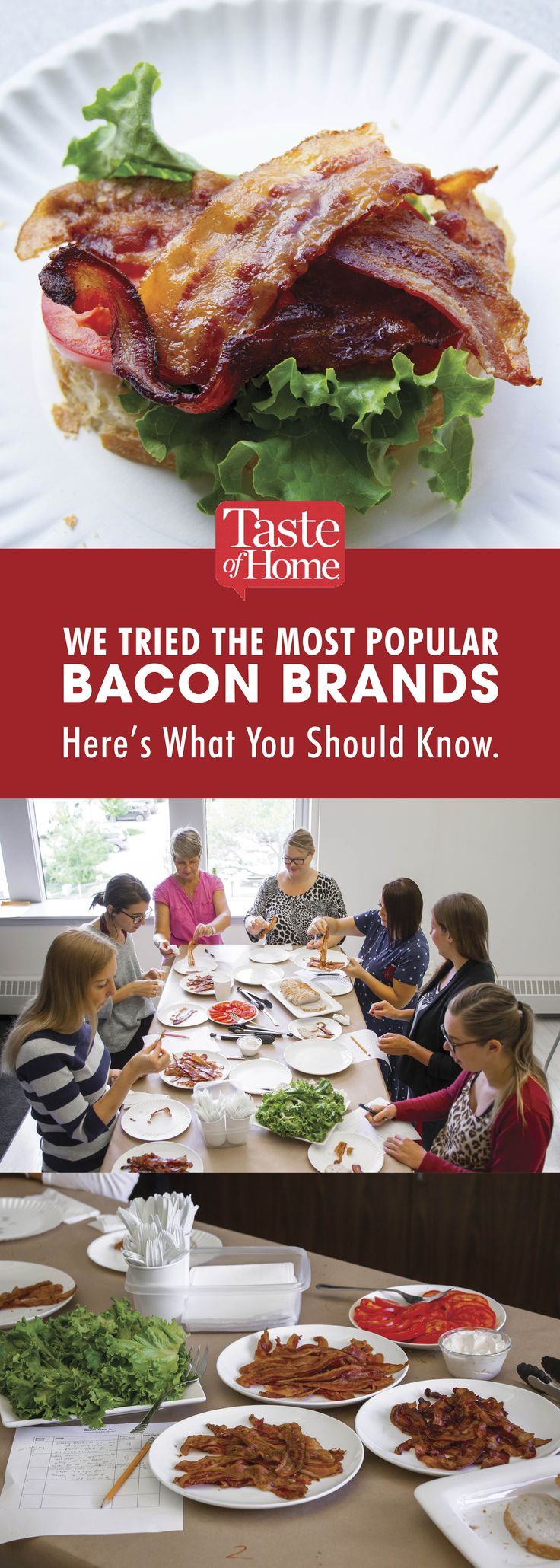 We Tried the Most Popular Bacon Brands. Here's What You Should Know (from Taste of Home)