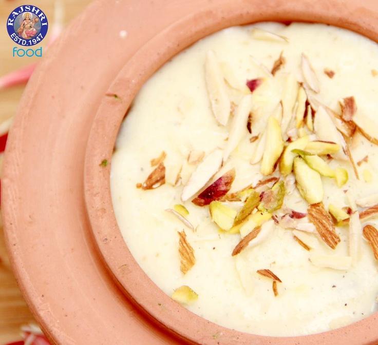 rice pudding with sweet orange peel koko rice phirni is an easy ...