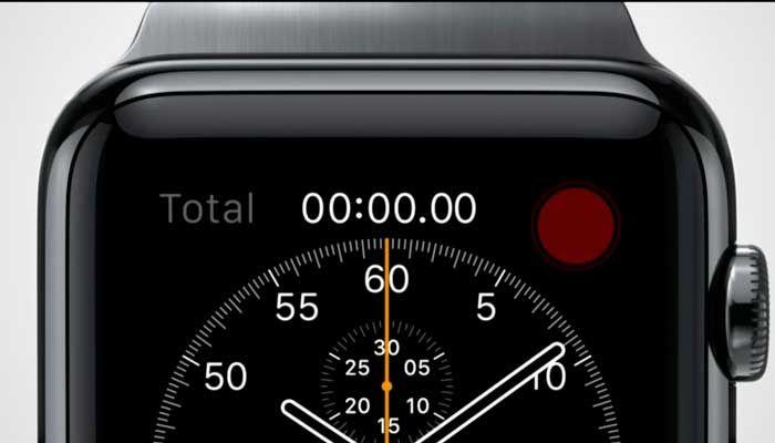 La página de Apple se renueva con nueva información del Apple Watch y alguna de sus características