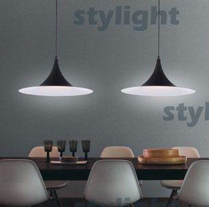 17 migliori idee su illuminazione della sala da pranzo su pinterest illuminazione per tavolo - Lampada a sospensione per tavolo pranzo ...
