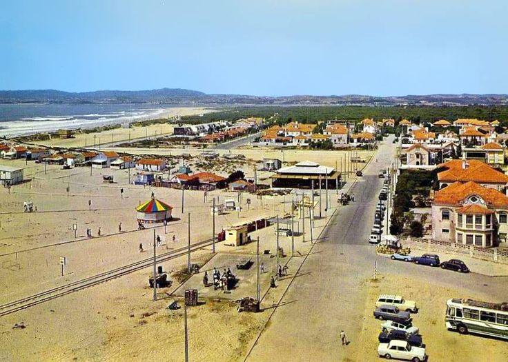 Costa da Caparica. Anos 60 ?