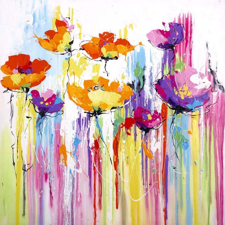 Pinturas acuarelas modernas buscar con google for Imagenes cuadros abstractos juveniles