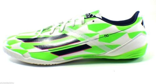 Adidas F10 Indoor Soccer Shoes Sneakers Size 10