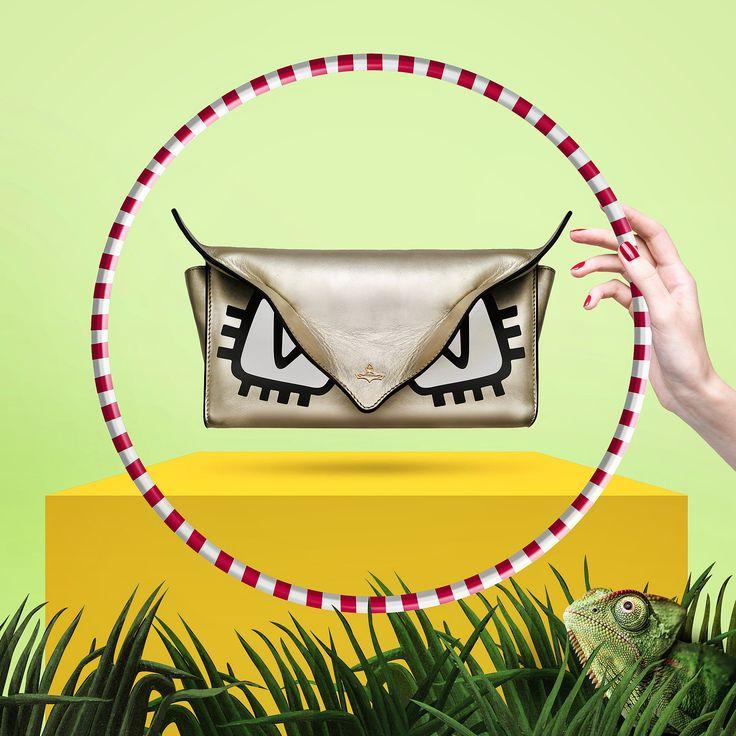 #cattocatto #fatalbag #eyes #bag