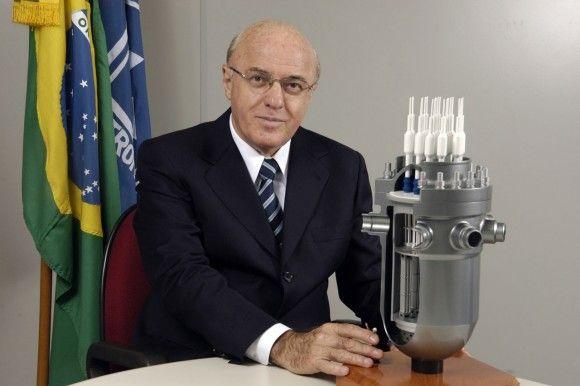 Disso Voce Sabia?: Foi preso hoje no Rio o almirante Othon Luiz Pinheiro da Silva, considerado o 'pai' do Programa Nuclear da Marinha