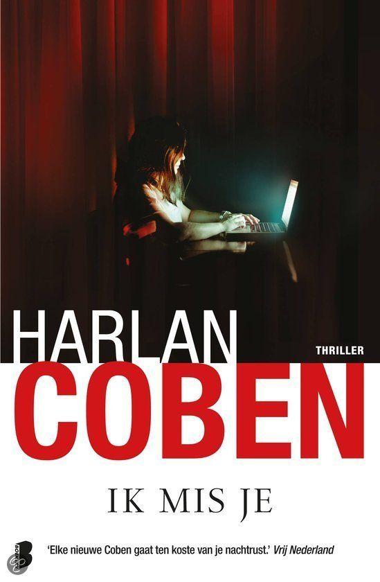 Ik mis je : Harlan Coben