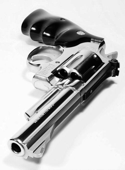 S&W 357 Magnum Revolver