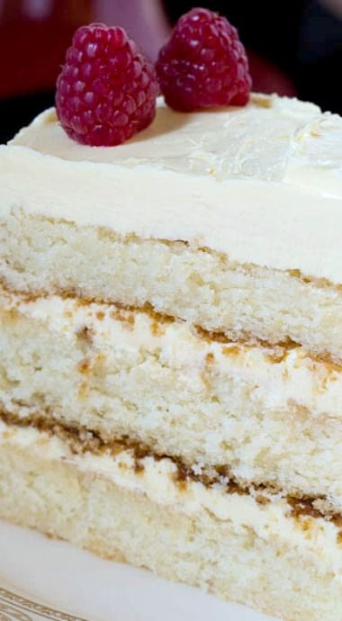 White Cake with Jack Daniels Buttercream : Spicy Southern Kitchen