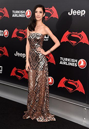 Tao Okamoto at an event for Batman v Superman: Dawn of Justice (2016)