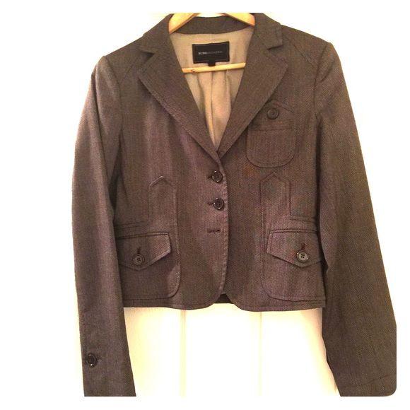 BCBGMAXAZRIA jacket blazer Jacket is in very good condition. BCBGMaxAzria Jackets & Coats Blazers