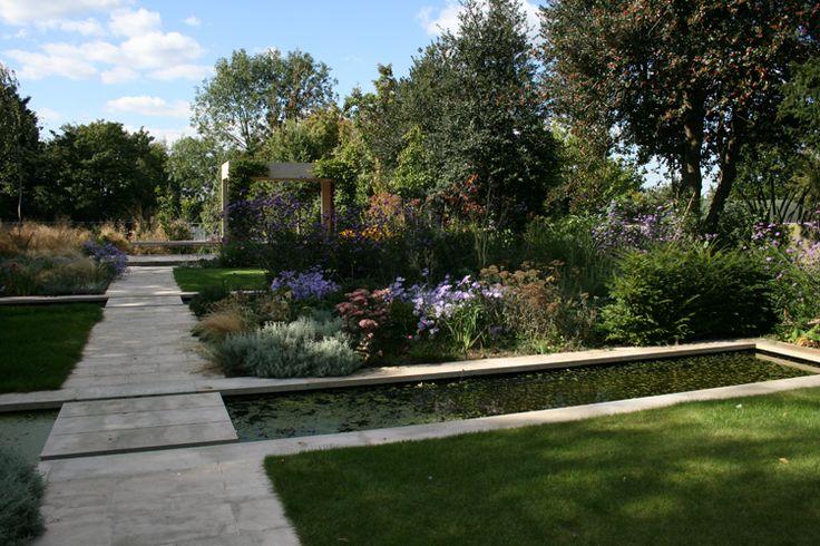 Landscape Garden Surrey : Wimbledon garden by andy sturgeon landscape and