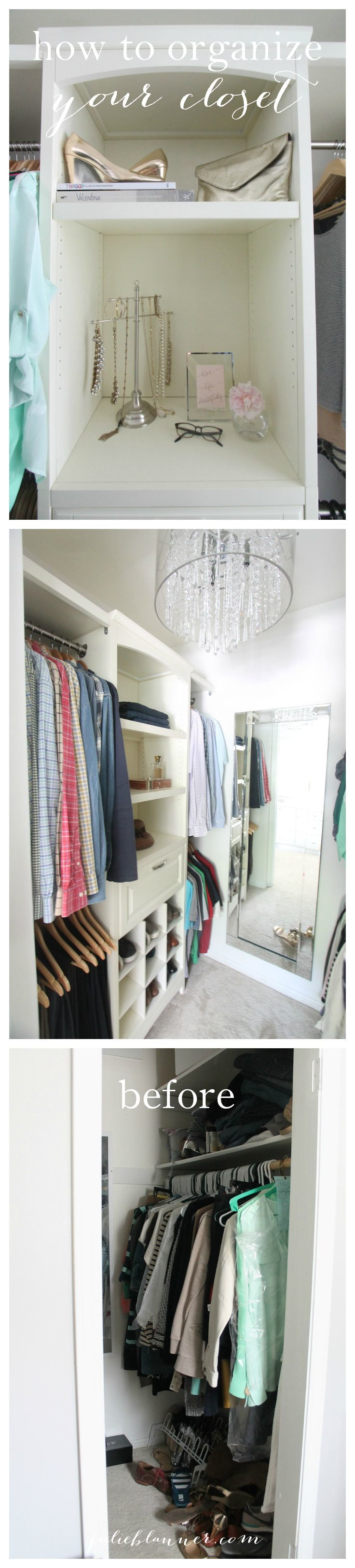 Follow These Simple And Easy Steps To Unclutter Your Closet