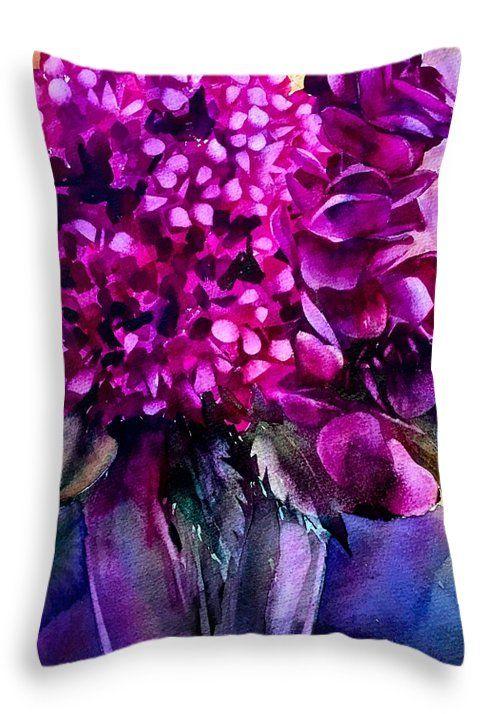 Throw Pillow by Australian Artist Georgia Mansur http://fineartamerica.com/products/productconfigurator.html?existingid=3121866