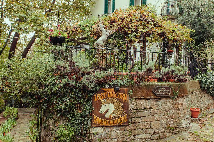 The Lost Unicorn hotel, Pelion
