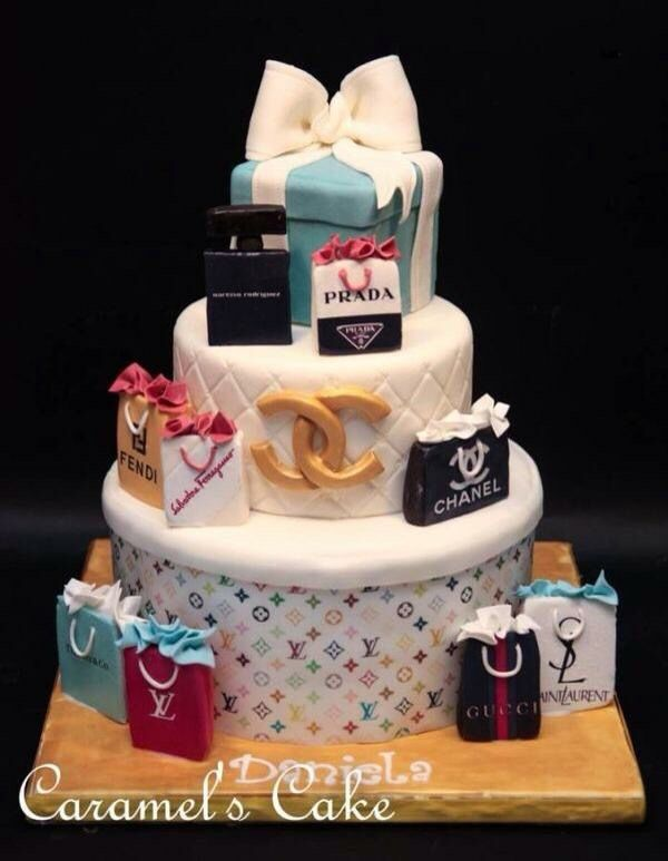 Perfect Bridal Shower Cake!!