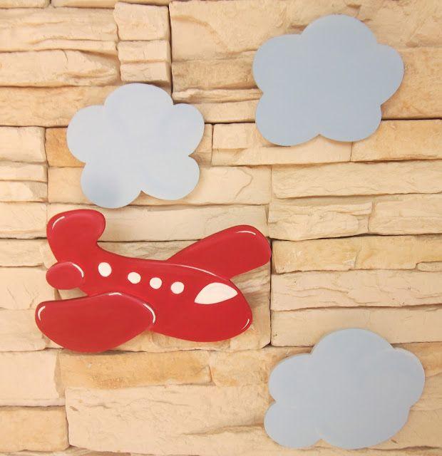 Figuras de madera para ambientes infantiles.Muy divertidas...!!