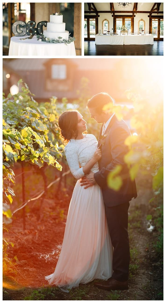 sunset wedding photos at Wadley Farm in Utah | LDS Bride Blog | Blush & Navy | fall | September | Salt Lake Temple | Mormon | lace | Wadley Farms | Utah