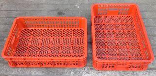 Selatan Jaya distributor barang plastik Surabaya: Keranjang industri krat plastik multi fungsi luban...
