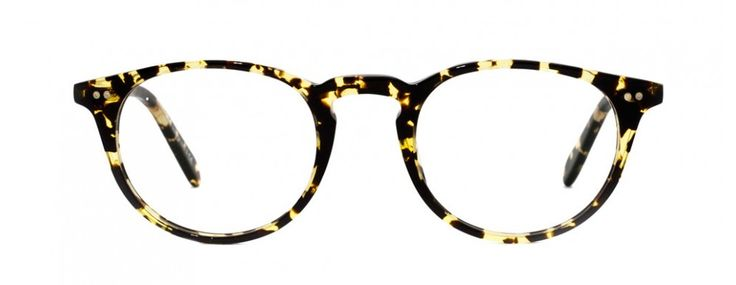 An eye need. Oliver Peoples. Riley-R dark tortoise black.
