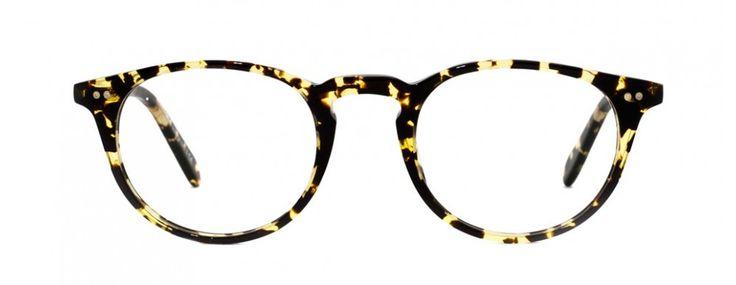 An eye need. Oliver Peoples. Riley-R dark tortoise black.