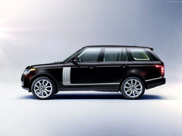 2013 Range Rover Vogue  available for rental in Cote d'Azur and Paris by Saintrop.com!