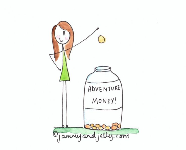 ...save for some adventures!