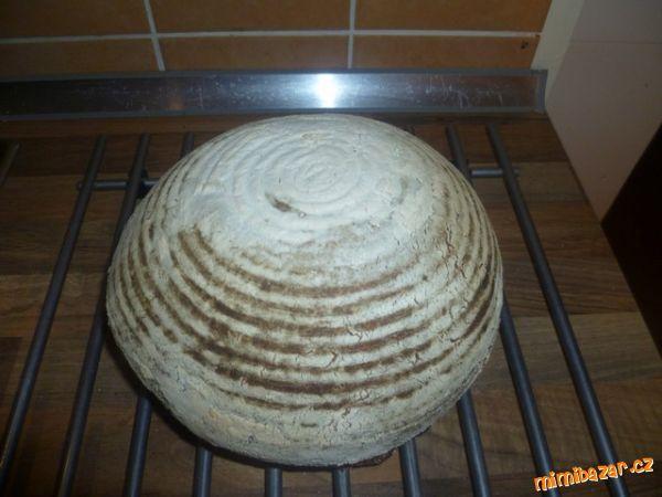 Kváskový chleba - zdravý a moc dobrý (s droždím nebo i bez droždí)